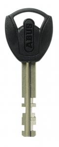 PLUS sleutel + sleutelnummer op de sleutel