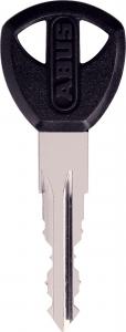 U74 sleutel met sleutelnummer op de sleutel
