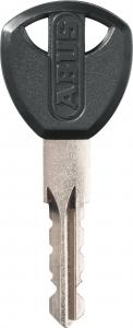 Z73 sleutel met sleutelnummer op de sleutel