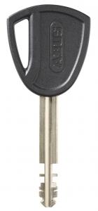 X-PLUS sleutel + LED lampje + sleutelnummer in de sleutel gegraveerd